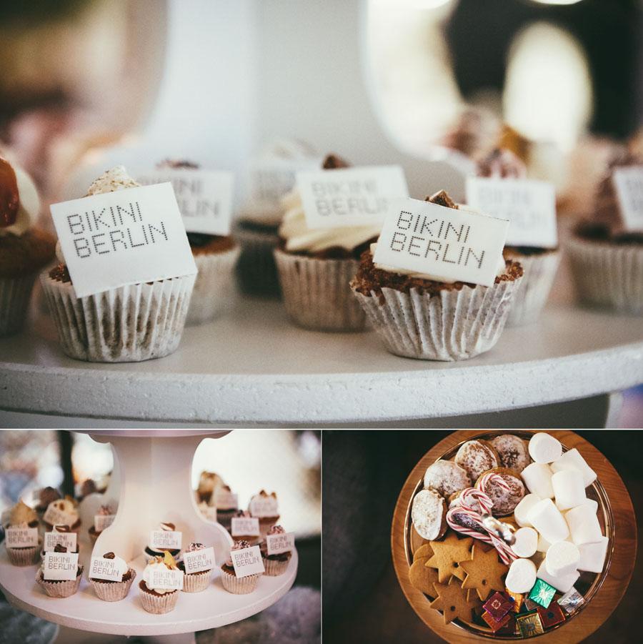 Kekse cupcakes Bikini Berlin
