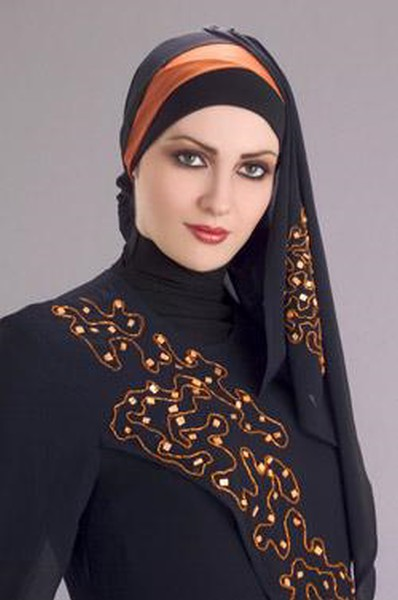 Muslims Dresses Styles: Modern Hijab Fashion Trends | Fashion 2013