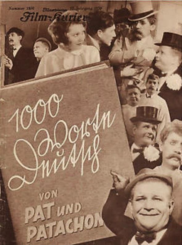 Comedia año 1930