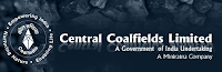 Central Coalfields Limited  Logo