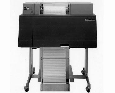 IBM-143-printer