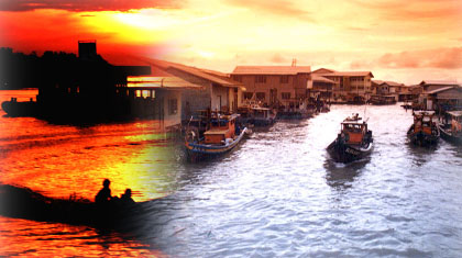 Tempat Menarik Dan Percutian Di Selangor ,Pulau Ketam