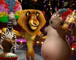 """Cena de """"Madagascar 3: Os Procurados"""""""