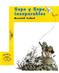 SAPO Y SEPO INSEPARABLES- Arnold Lobel