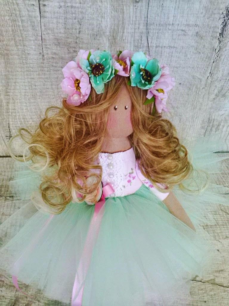 куколка, пупсик, маленькая куколка, кудряшки, кукла коннэ