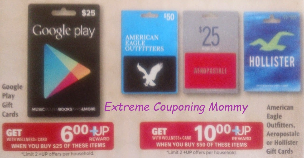 Extreme Couponing Mommy Moneymaker Rite Aid Gift Card Deals 11 23 50 Google Play Us 29 14