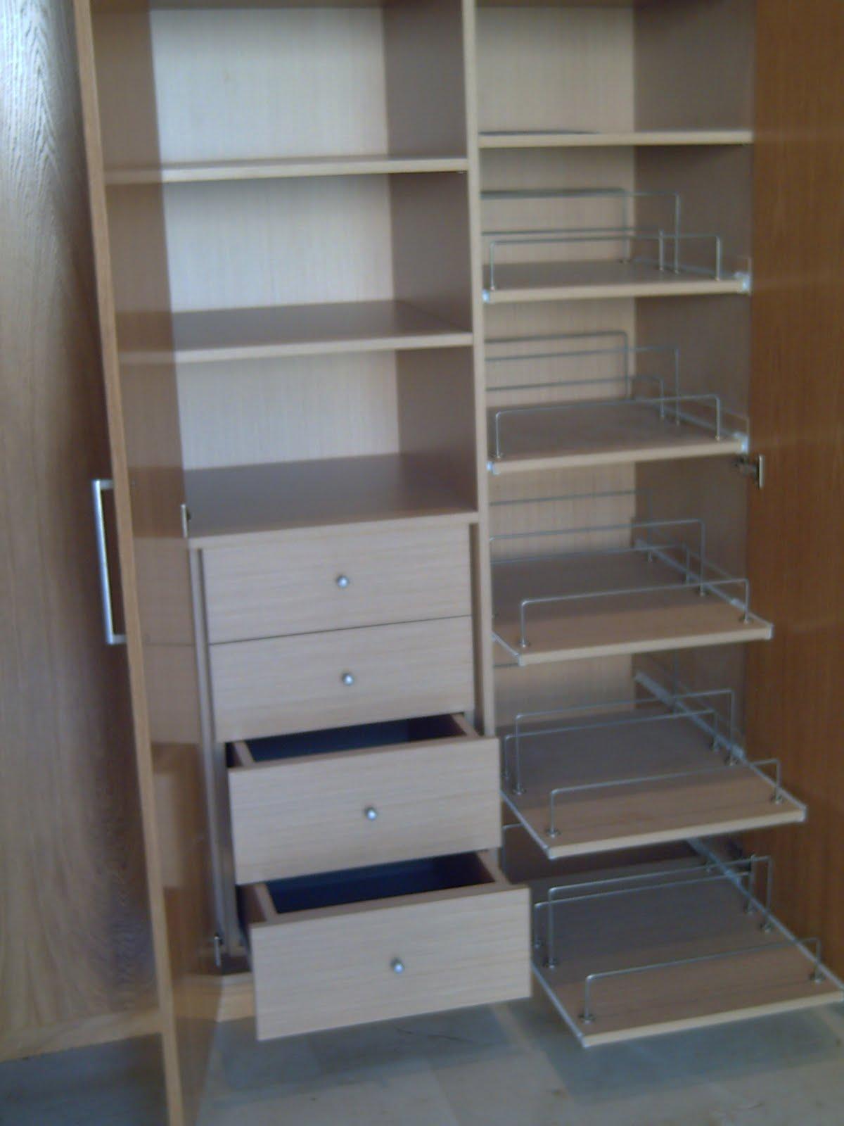 Ca uelo e hijos carpinteria s c p muebles y armarios - Distribuciones de armarios empotrados ...