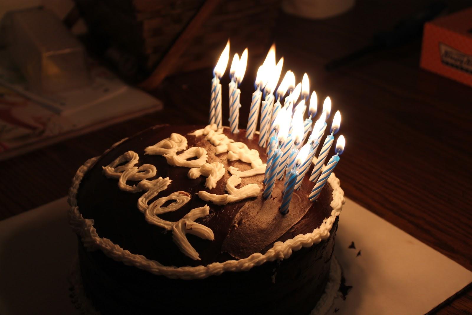 Happy Birthday Cake Jay Images ~ Happy birthday jay supernatural magic amino