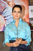 Kangna Ranaut promotes 'Queen' at Prabhadevi