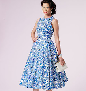 Pattern patter the walk away dress and its descendents