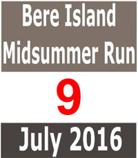 5k & 10k races on Bere Island in West Cork...Sat 9th July 2016
