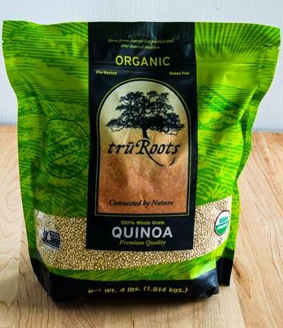 Tru Roots Organic Quinoa from Costco