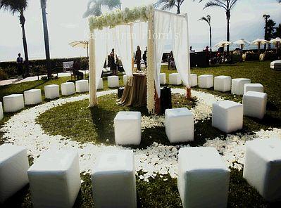 Decoraci n de bodas originales salones de - Decoracion de bodas originales ...