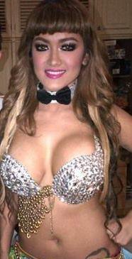 Payudara Julia Perez Memang Montok