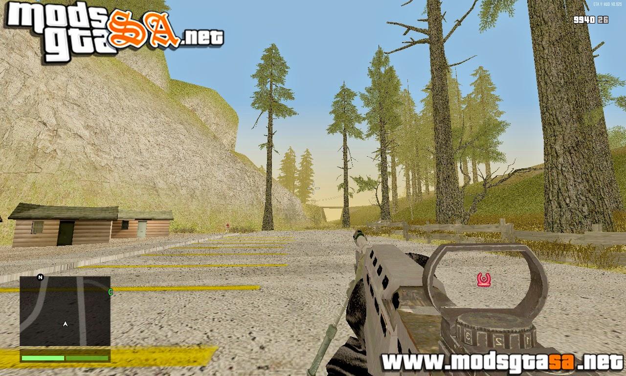 SA - HUD Estilo Far Cry 4 V1