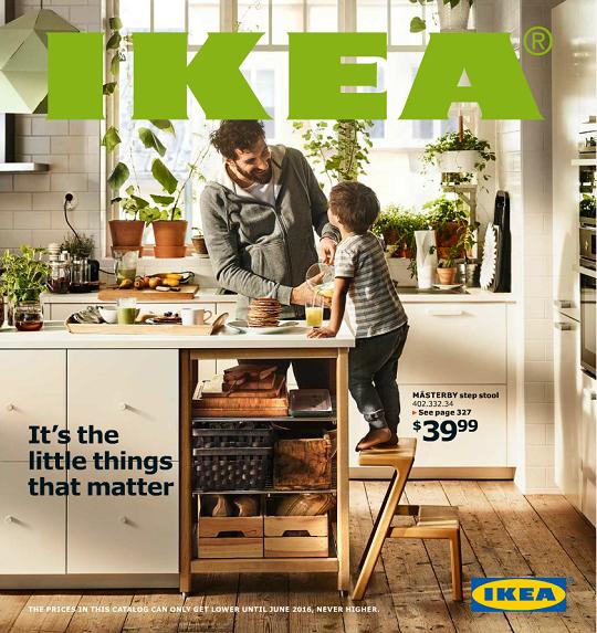 IKEA katalogen 2016 | www.var-dags-rum.se