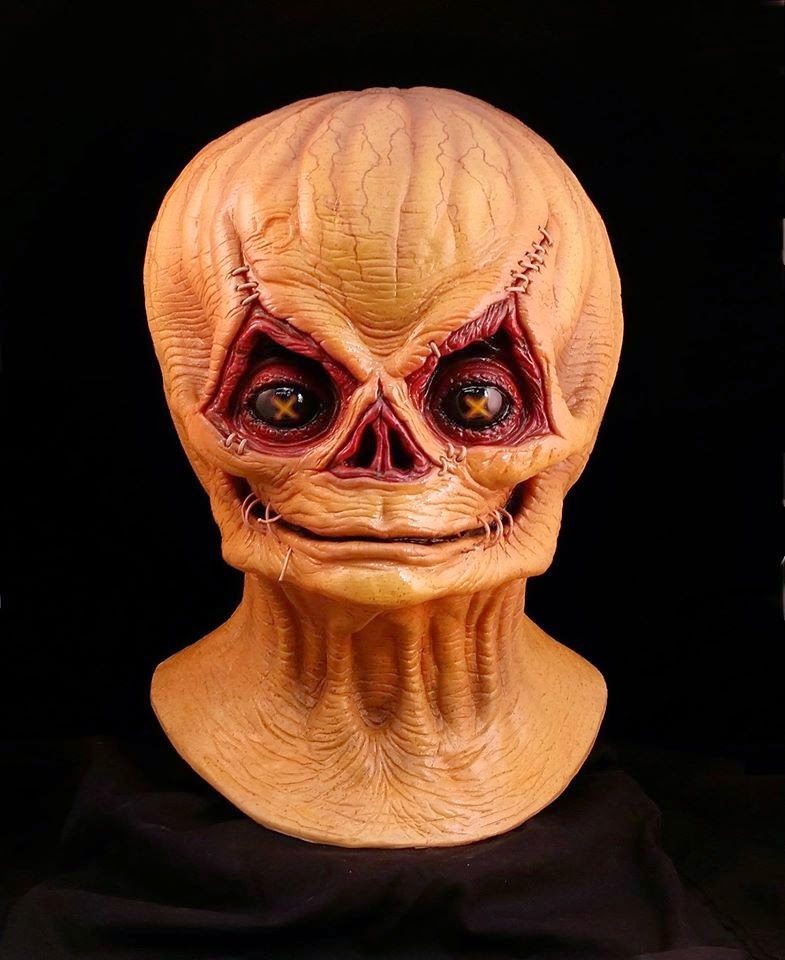 both masks look great and it will undoubtedly be on everyones must own list this halloween but now with the trick r treat license starting this year - Trick R Treat Halloween Costume