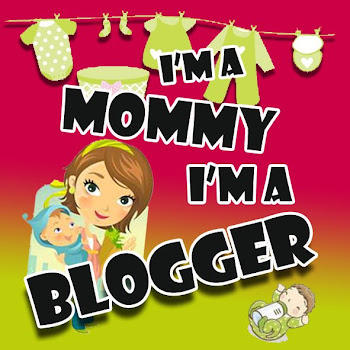 I'm a mommy..i'm a blogger