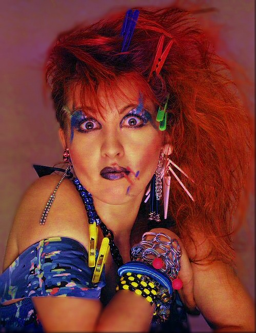 Chatter Busy Cyndi Lauper Quotes