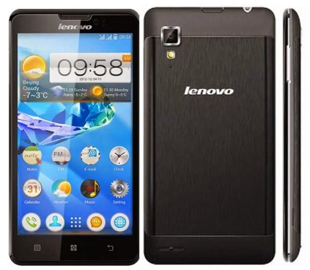 Harga Terbaru HP Lenovo P780