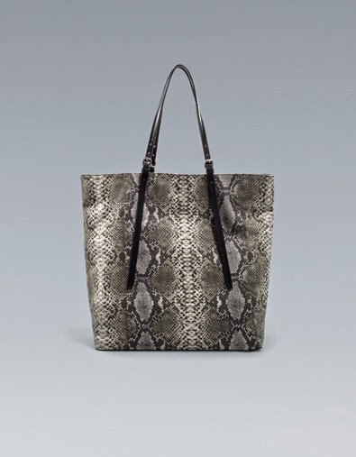 Handväskor Våren 2015 : Zara v?ska modeller priser