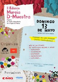 II Edición Murcia D-Muestra