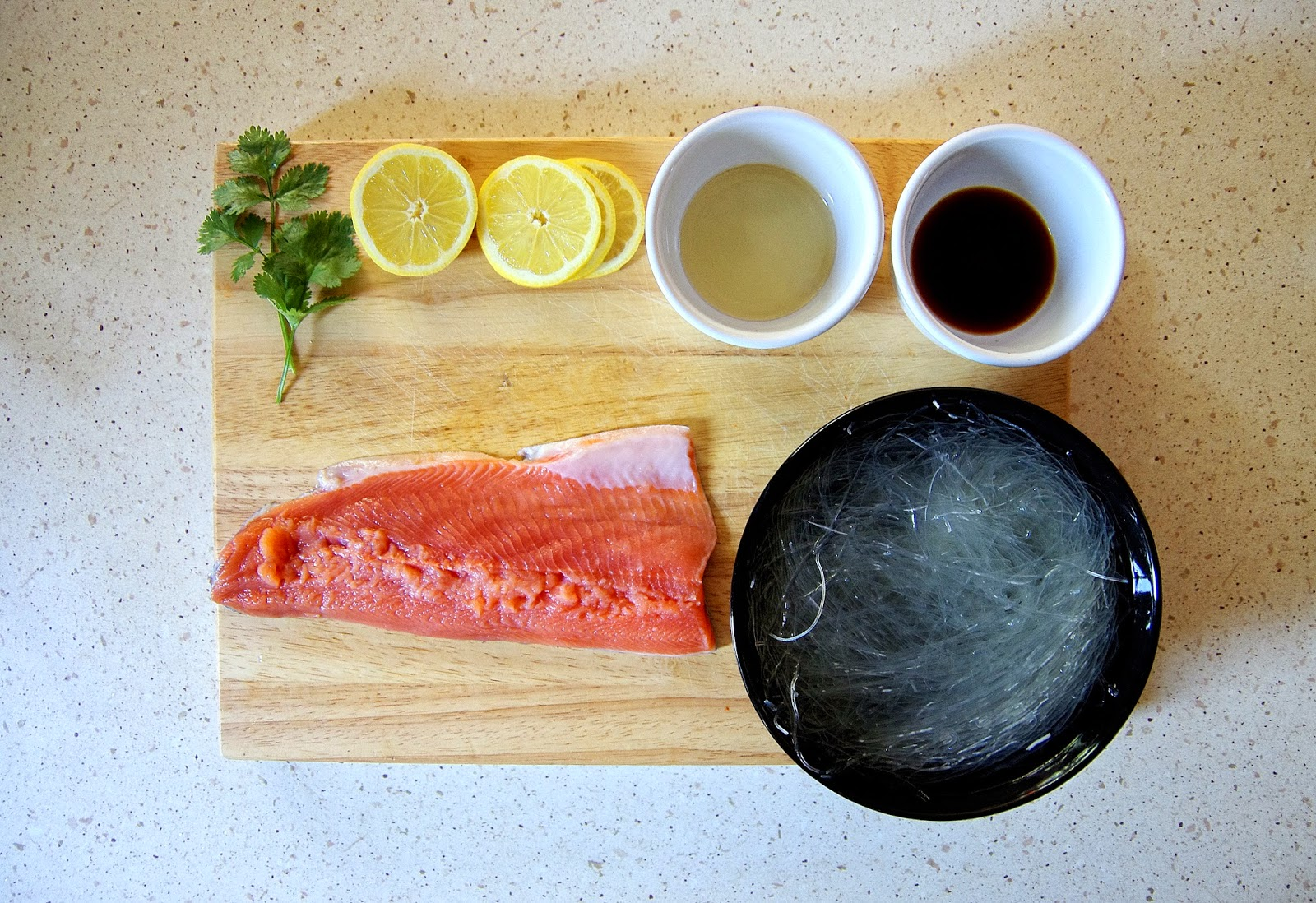 Recipe: Salmon Trout In Paper Parcels