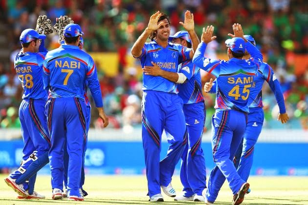Afghanistan beat Scotland by 1 wicket