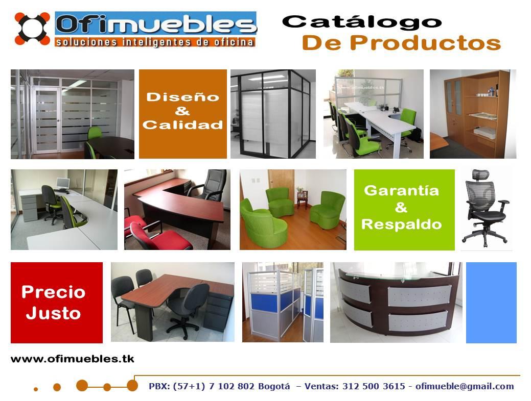 Ofimuebles colombia muebles para oficina nuestro for Muebles de oficina precios