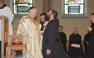 Simple Profession of Vows