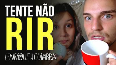 Enrique Coimbra - Desafio TENTE NÃO RIR