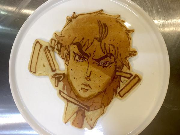 09-KimochiSenpai-Food-Art-in-WIP-Portrait-Pancakes-www-designstack-co