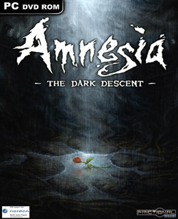 Amnesia: The Dark Descent PC Box