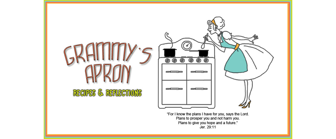 Grammy's Apron (Recipes & Reflections)