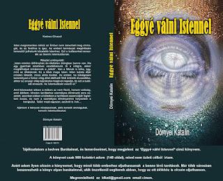 Dörnyei Katalin könyve: Eggyé válni Istennel