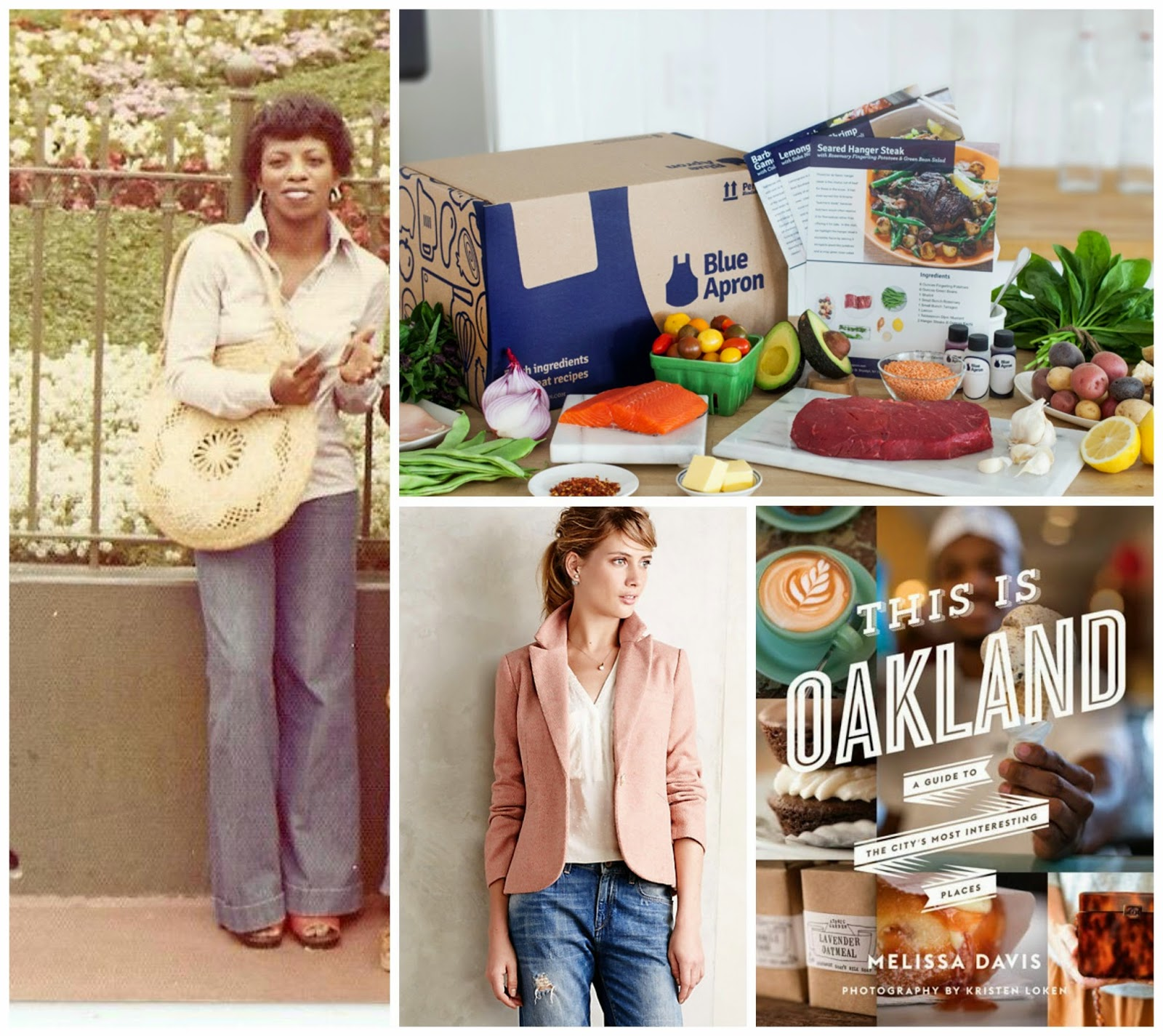 Blue apron gift - Gift Ideas For My Mom And Sister Blue Apron