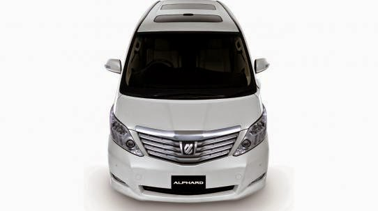 Harga Mobil Mewah Toyota alpard Terbaru