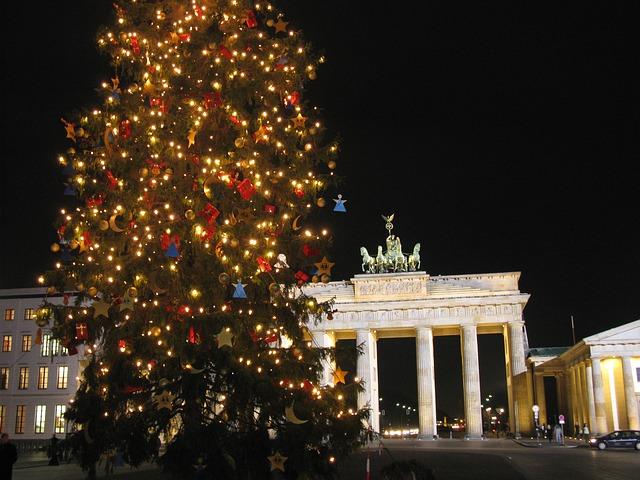 Viajar en navidad a Berlin