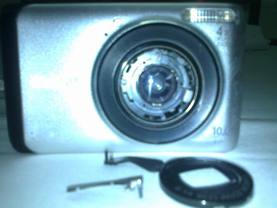My old Canon Powershot A3000 IS