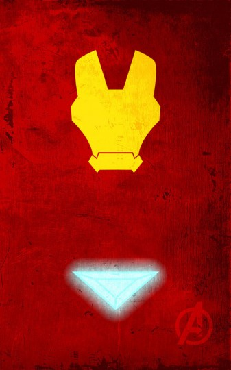 Psychology minimalist superhero artwork for Minimal artwork