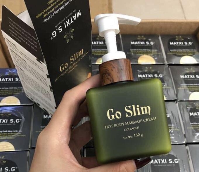 Kem Tan Mỡ Go Slim