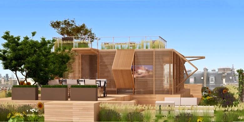 Terrazas Construccion Y Decoracion De Terrazas Bonitas Diseno De - Diseo-terrazas