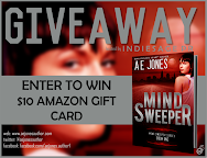 Mind Sweeper Cover Reveal