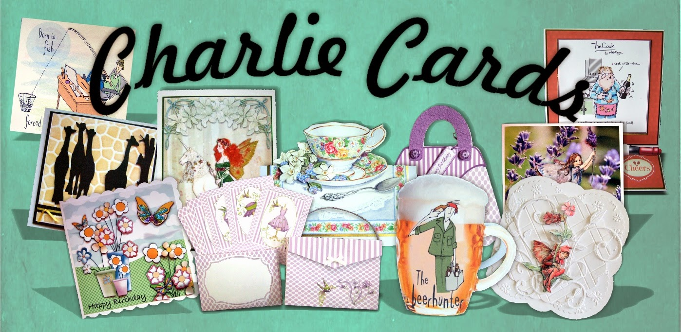 Charlie Cards