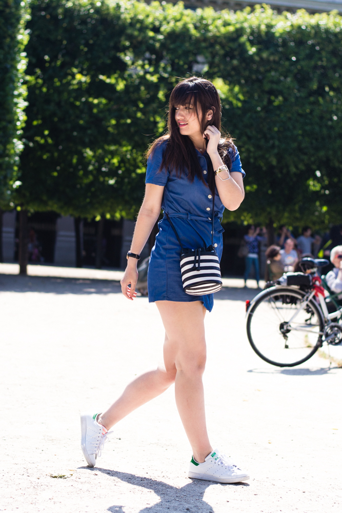 Angel Jackson, summer style, meet me in paree, blogger, Paris, Manoush