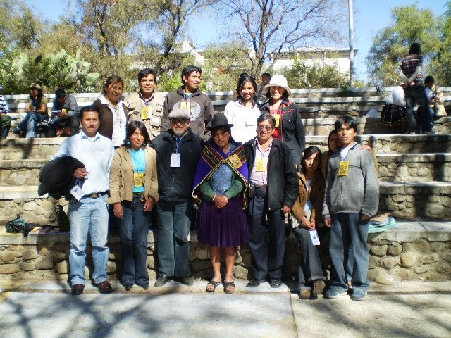 EN COCHABAMBA / BOLIVIA