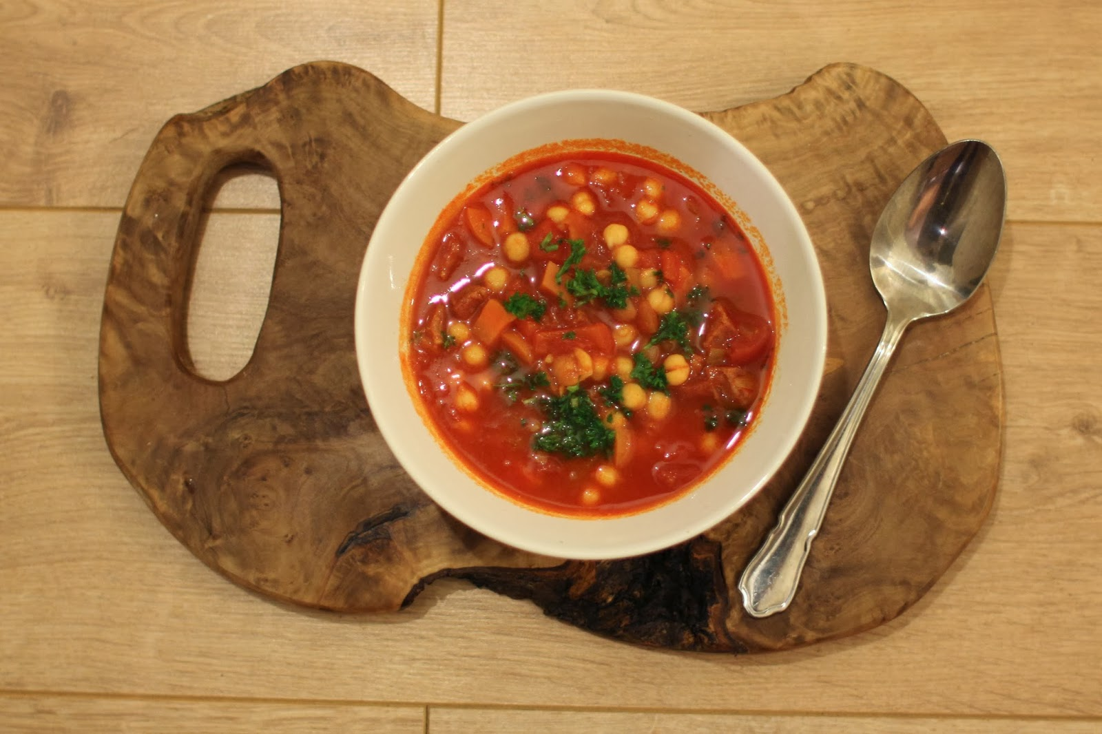 Chickpea And Chorizo Soup Recipes — Dishmaps