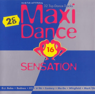 Maxi Dance Sensation vol. 16 (1995)