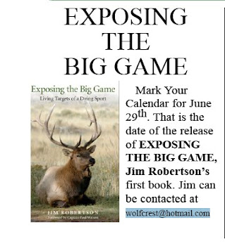 EXPOSING THE BIG GAME - A Living Targets of a Dying Sport Available, June 29th 2012