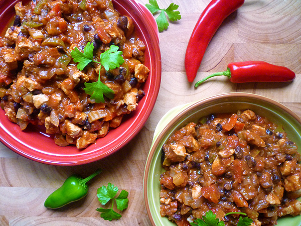 Chicken Chilli Recipe